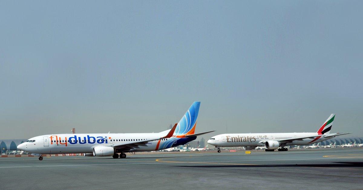 strategy implementation of emirates airlines