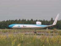 samolot, flying-v, airbus a350, KLM