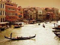 wenecja, turystyka, statek wycieczkowy, rejs, protest,