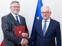 MSZ, ambasador, Bułgaria, RP, Sofia