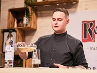konkurs, barman, gastronomia, World Class, Glasgow