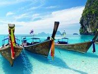 Tajlandia, zatoka, Mata Bay, turystyka, DNP