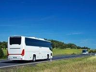 przewoźnik autobusowy, trasa, autokar,