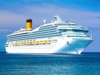 costa cruises, identyfikacja wizualna, logo, rejsy