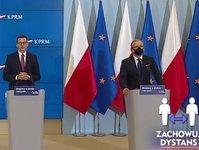 premier, mateusz morawiecki, minister zdrowia, adam niedzielski, covid19,