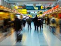 eurocontrol, ruch lotniczy, tłumy, opóźnienie, lot, lotnisko, p