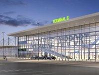 Katowice, lotnisko, Pyrzowice, rozbudowa, przetarg