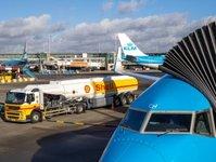 klm, linie lotnicze, przewoźnik lotniczy, paliwo syntetyczne, ekologia