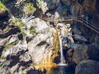 wypadek, turyści, austria, Barenschutzklamm, Styria