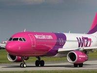 wizz air, lotnisko, przewoźnik, port lotniczy, Warszawa, Gdańsk, Edynburg, Katowice, Odessa