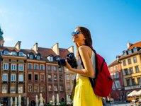 zagraniczna turystyka przyjazdowa, rośnie, polska, warszawa, kraków, turyści,