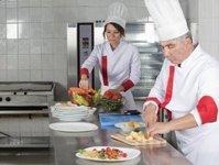 targi gastronomiczne, gastronomia, branża, kucharze, kulinaria, EuroGastro 2014, Grecja, Robert Sowa, Budynek