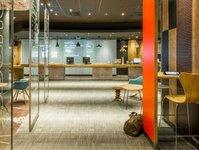 Grupa Hotelowa Orbis, Accor, projekt Avanzi, Warszawa Stare Miasto, ibis Łódź Centrum, ibis Warszawa Centrum, lobby,