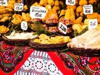 Małopolska, lotnisko, Kraków, promocja, region, pasażerowie, turyści, zakup, stoisko, terminal, menu