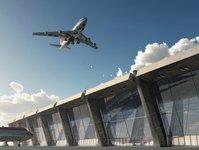 Modlin, lotnisko, port lotniczy, rozbudowa, pasażerowie, powiększenie