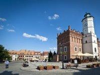 hotel, Sandomierz, nowy, Mały Rzym, obiekt hotelowy, turystyka, turyści