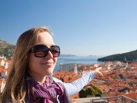 Chorwacja, turyści, PKB, wiza, standard usług, Dubrownik