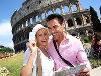 Rzym, turyści, rekord, wycieczki, odwiedzający, zabytki, kanonizacja, papiez, Jan Paweł II, wielki tydzień, koncert, Wielkie Piękno, Oscar, film