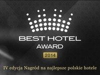 best hotel awards, nagroda, plebiscyt, polska organizacja turystyczna, polska izba turystyki, rezerwuje.pl, Villa Baltica
