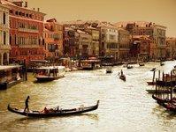 Wenecja, komunikacja, tramwaj wodny, taksówka wodna, gondolier, władze miejskie