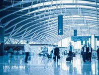 balice,kraków airport, nowy terminal, otwarcie, infrastruktura, zwiększenie przepustowości, obiekty, struktura,