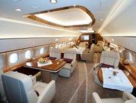 airbus, samolot, model, ACJ320, targi abace1, samolot biznesowy, fly-by-wire, system automatycznego lądowania