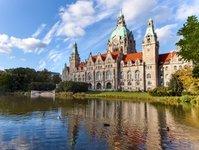 dolna saksonia, liczba turystów,  Brunszwik, Celle, Getynga, Goslar, Hameln, Hanower, Hildesheim, Lüneburg