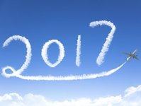 linie lotnicze, rok 2017, przewidywania, prognozy, samolot, pasażerowie