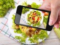 gastronomia, internet, instafood, upmenu, gotowanie, posiłki, nawyki żywieniowe, coolamat