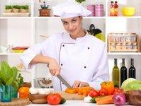 zdrowe jedzenie, szef kuchni, skorzonera, restauracja, gastronomia