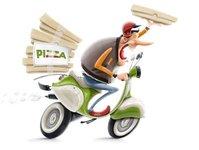 pizza, Associazione Verace Pizza Napoletana, mc donalds, margherita, happy meal, il mattino,