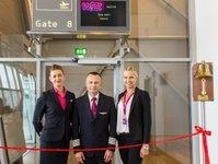 wizz air, szczecin, gdańsk, nowe połączenie, przewoźnik lotniczy, low cost, tanie linie lotnicze
