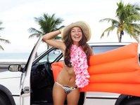 wakacje, dojazd własny, raport, Stena Line, popularność, auto