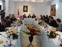 tunezja, bezpieczeństwo, minister turystyki, minister spraw wewnętrznych, ambasador, Salma Rekik, Mohammed Gharsalli