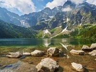 tatrzański park narodowy, rekord, frekwencja, tpn, liczba turystów