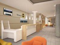 b&b hotel, nowe obiekty, łódz, lokalizacja, udogodnienia, liczba pokoi,