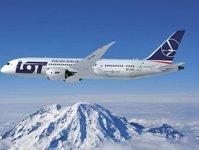 lot, linie lotnicze, współpraca, raibow tours, czartery, rynek turystyczny, touroperator,  sezon,
