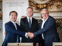 Louvre Hotels Group, Magnuson Hotels Worldwide,  Jin Jiang, platforma dystrybucyjna,