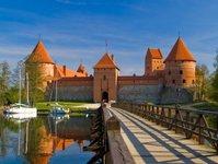 Litwa, wilno, Troki, państwowy departament turystyki, ministerstwo gospodarki, Druskienniki,