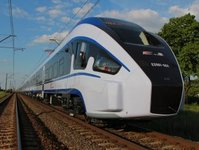 pesa, pkp intercity, insytut kolejnictwa, pesaDART, zespół trakcyjny, pociąg, Żmigród
