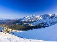 tpn, komunikat turystyczny, warunki w górach, ostrzeżenia,