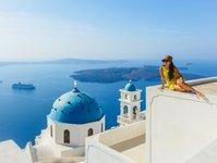 grecja, niemieccy turyści, DRV, więcej podróżnych