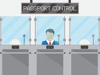 kontrola graniczna, straż graniczna, minister spraw wewnętrznych, lotnisko, port lotniczy