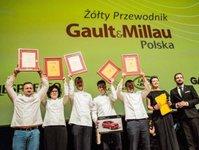 Gault&Millau 2018, najlepsi szefowie, nagrody, zółty przewodnik.