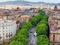 zamach, terroryzm, Barcelona, la rambla, terrrysta, tragedia, islam,