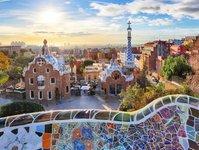 ruch turystyczny, po atakach, Barcelona, Hiszpania