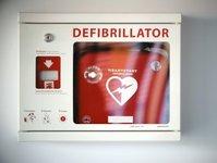 defibrylator, rko, pierwsza pomoc, hotel, zdrowie