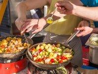 festiwal, wydarzenie, kulinaria, jedzenie, la tomatina, festiwal sera,