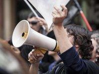 katalonia, strajk generalny, barcelona,
