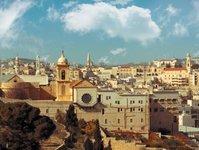 jerozolima, betlejem, boże narodzenie, mniej turystów, stolica, trump